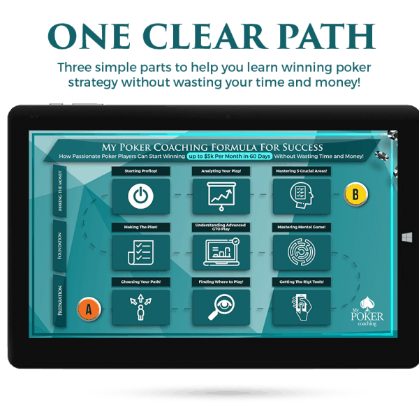 one clear path