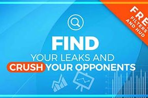 poker mistakes leak finder small