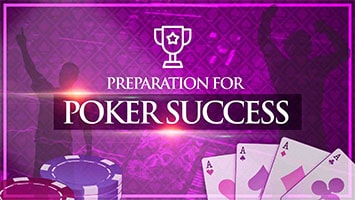 poker preparation small