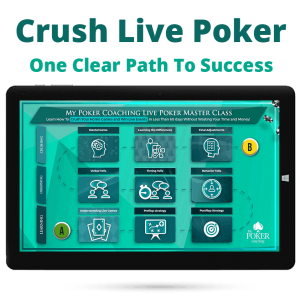 crush live poker games